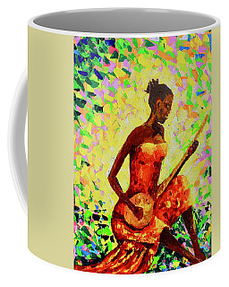 Play The Music Coffee Mug