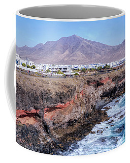Playa Blanca - Lanzarote Coffee Mug