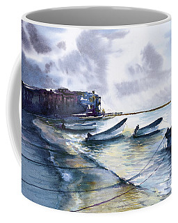 Playa Del Carmen Coffee Mug