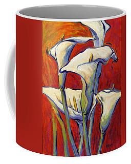 Playful Calas 2 Coffee Mug