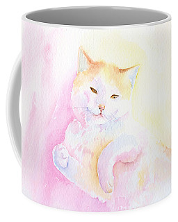 Playful Cat I Coffee Mug