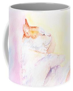 Playful Cat Iv Coffee Mug