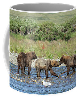 Playful Cubs Coffee Mug