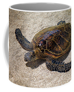Playful Honu Coffee Mug