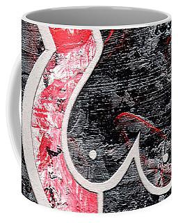 Playful Coffee Mug by Roseanne Jones