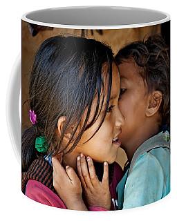 Playful Secrets Coffee Mug