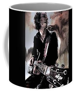 Playin' Grunge Coffee Mug by Pennie  McCracken