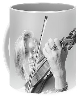 Coffee Mug featuring the photograph Playing Me Softly by Bob Christopher