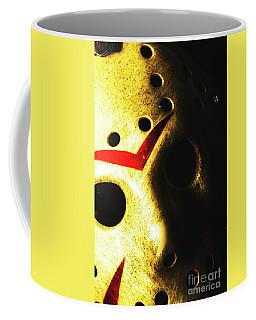 Playing The Intimidator Coffee Mug