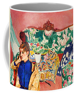 Playing With Henri Matisse Coffee Mug