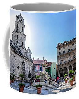 Plaza De San Francisco De Asis Coffee Mug