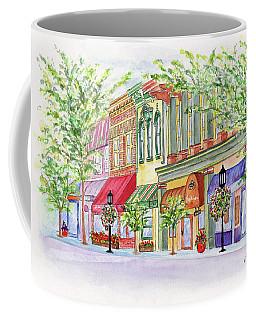 Plaza Shops Coffee Mug