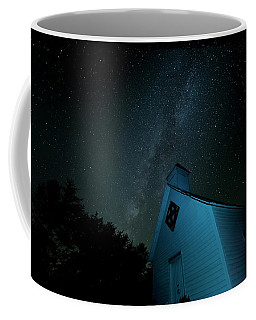 Pleasant Hill Methodist Under The Milky Way Coffee Mug