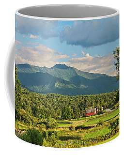 Pleasant Valley Summer Coffee Mug