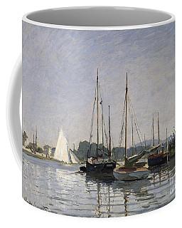 Pleasure Boats Argenteuil Coffee Mug