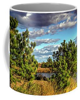 Pleasure House Point Natural Area  Coffee Mug