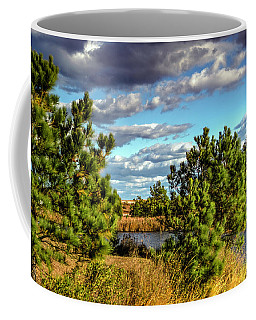 Pleasure House Point Natural Area  Coffee Mug
