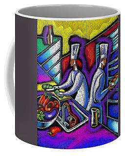 Pleasure Of The Food Preparation Coffee Mug
