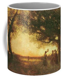 Pleasures Of The Evening Coffee Mug