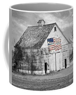 Pledge Of Allegiance Crib Coffee Mug