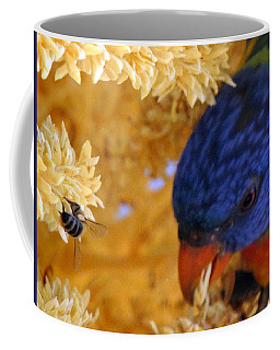 Plenty Coffee Mug by Linda Hollis