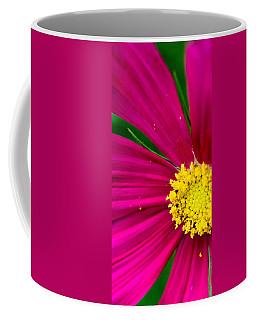 Plink Flower Closeup Coffee Mug