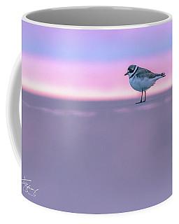 Plover At Sunrise Coffee Mug