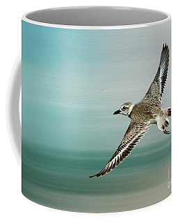 Plover In Flight Coffee Mug
