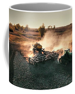 Plow The Fields And Scatter  Coffee Mug