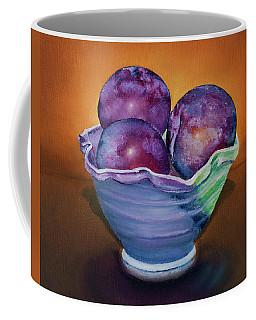 Plum Assignment Coffee Mug