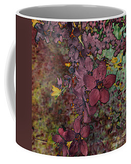 Coffee Mug featuring the photograph Plum Blossom by LemonArt Photography