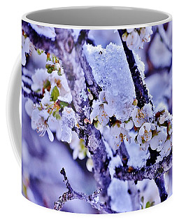 Plum Blossoms In Snow Coffee Mug