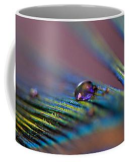 Plum Heart Coffee Mug