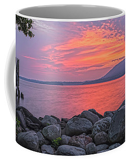 Plum Point Awakening Coffee Mug