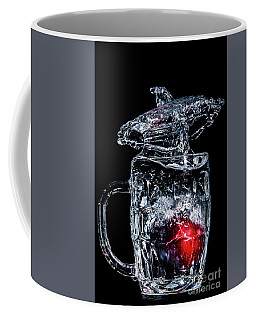 Plum Splash Coffee Mug