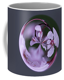 Plum Tree Orb Coffee Mug