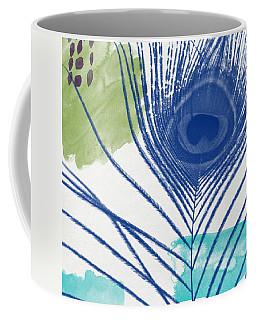 Plumage 3- Art By Linda Woods Coffee Mug