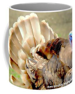 Plumage On Parade  Coffee Mug