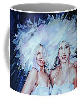 Plumage Coffee Mug by P Anthony Visco