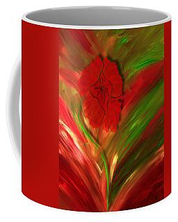 Plume Of Remembrance Coffee Mug