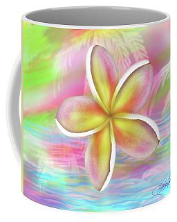 Plumeria Paradise Coffee Mug
