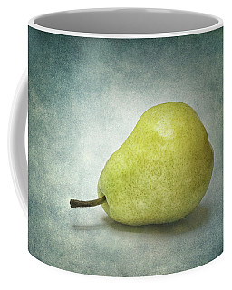 Plump Pear Coffee Mug by Kathi Mirto