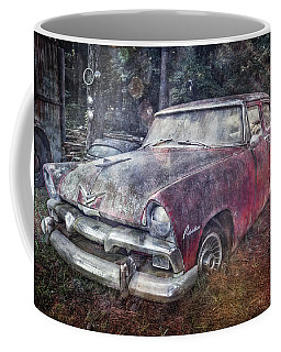 Coffee Mug featuring the photograph Plymouth Belvedere by Debra and Dave Vanderlaan