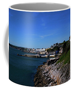 Plymouth Hoe And Foreshore Coffee Mug