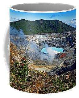 Poas Volcano Coffee Mug