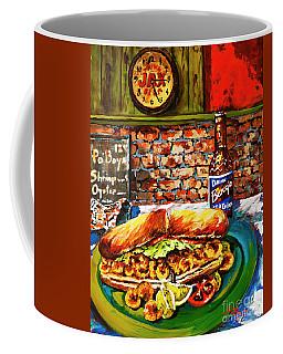 Po'boy Time Coffee Mug