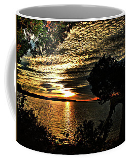 Pocasset Sunset Coffee Mug