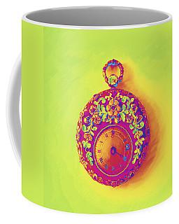 Pocket Watch 1830 Coffee Mug