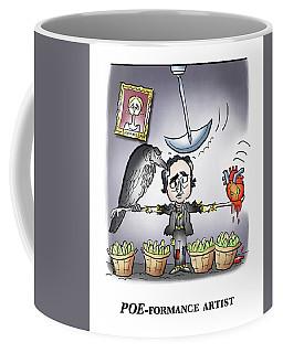 Poeformance Artist Coffee Mug