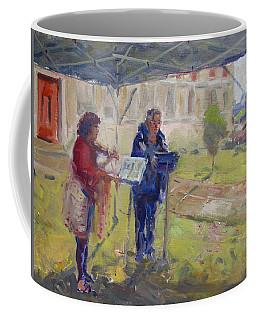 Poetry Coffee Mugs